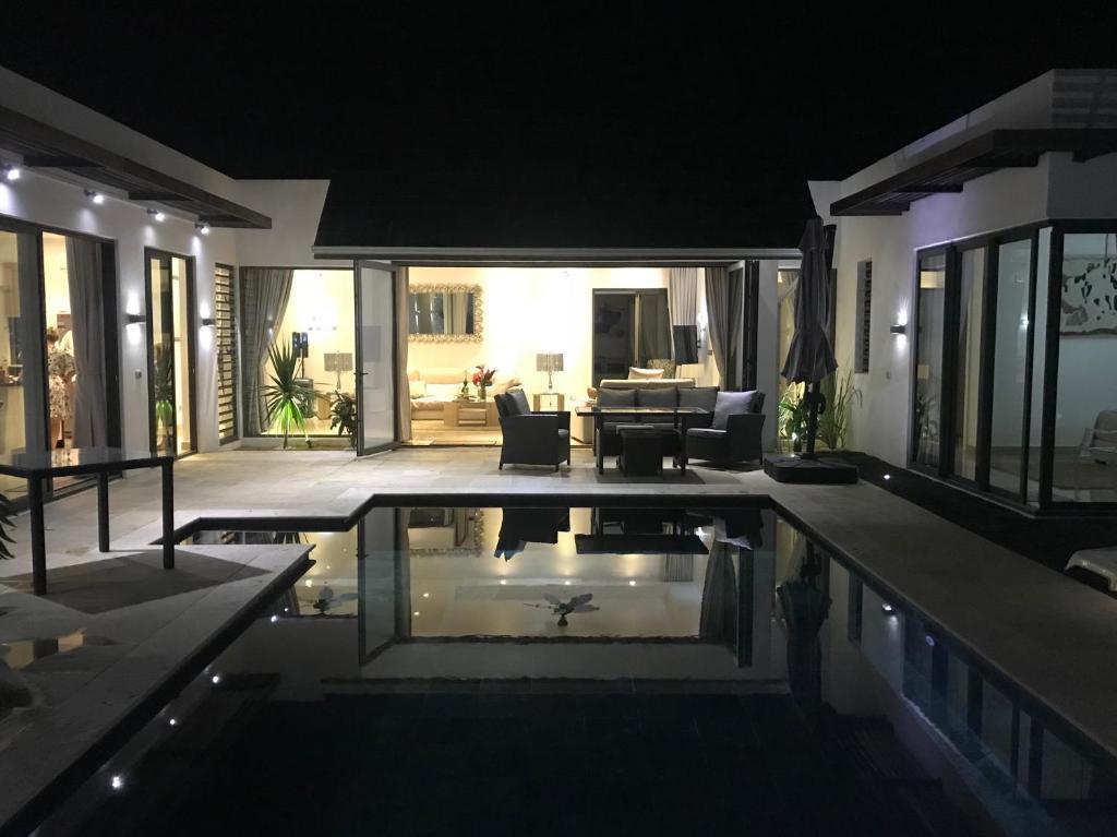 VILLA LUXURY PALM (Mauritius Grand Baie) - Booking.com