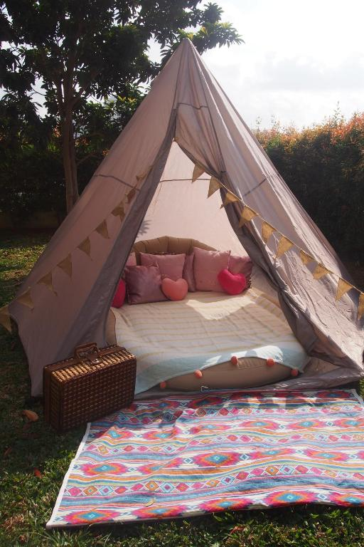 Durable Traditional Canvas Tipis