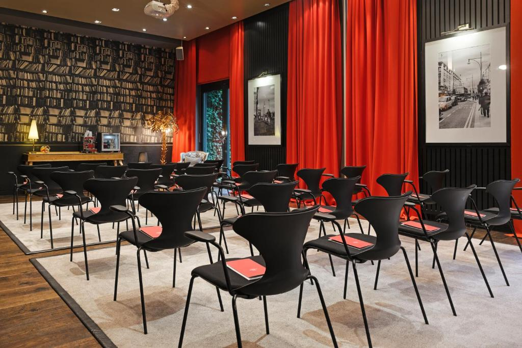 The George Hotel Hamburg Deutschland Hamburg Bookingcom