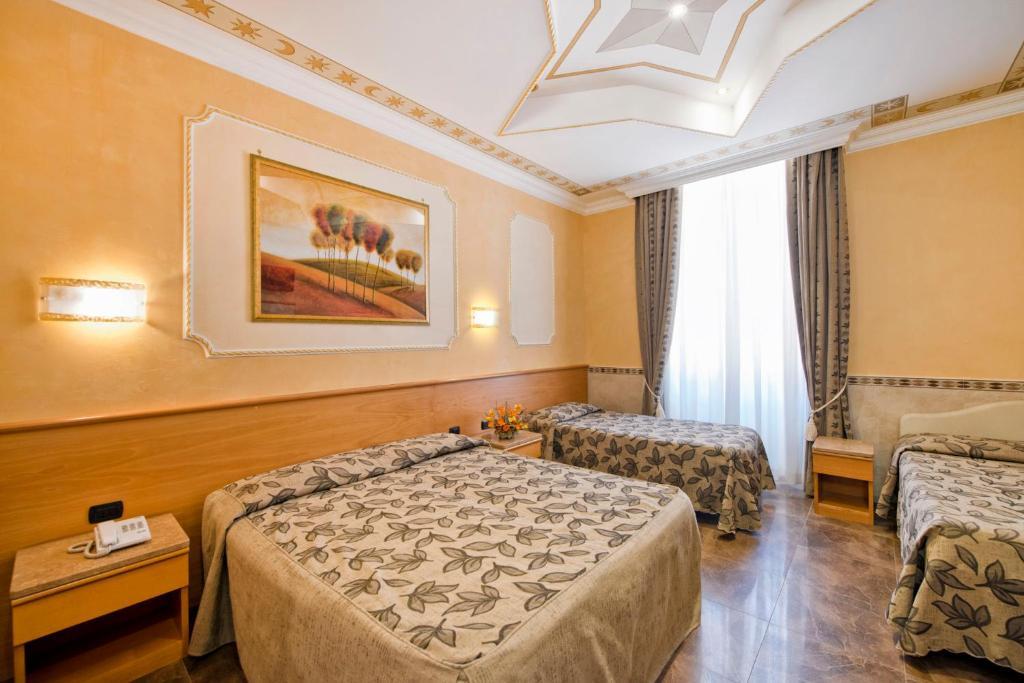 Hotel Marco Polo Rome, Roma – Precios actualizados 2018