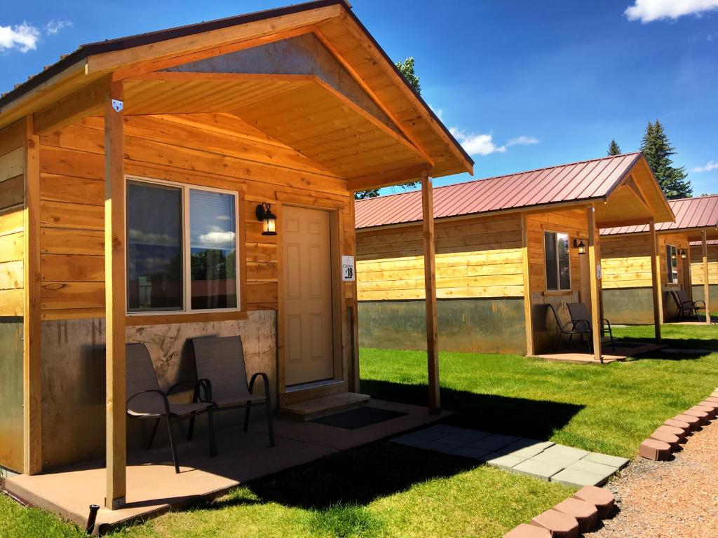 creek cabins rental backs cabin nationa pines vacation luxury duck utah homeaway