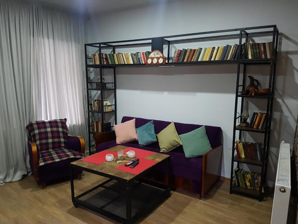 Konka apartment tbilisi city georgia booking.com