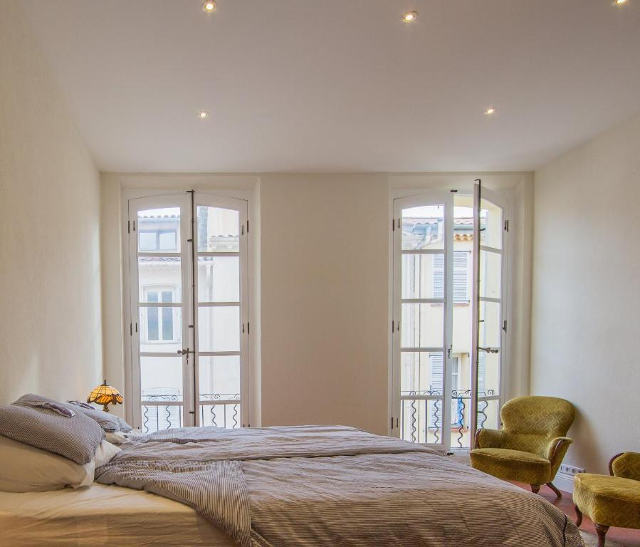 Chateau Apartments: Apartment Chateau Clemenceau, Antibes, France