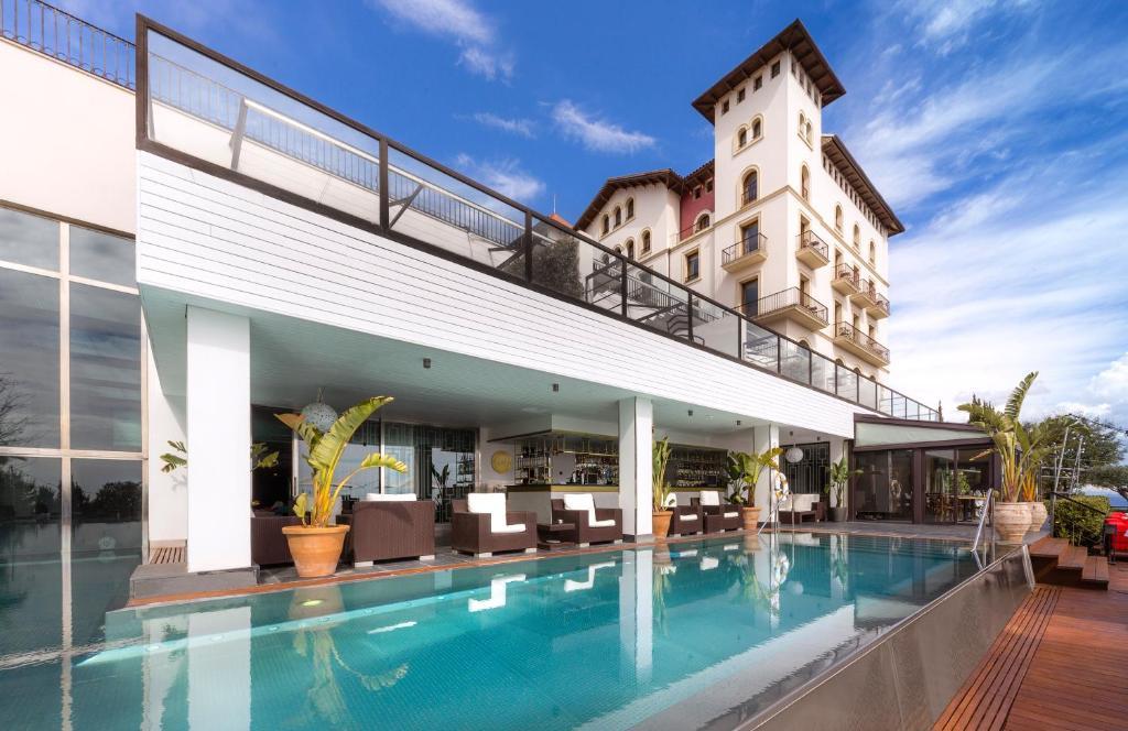 hotel la florida barcelona 2018 world 39 s best hotels. Black Bedroom Furniture Sets. Home Design Ideas