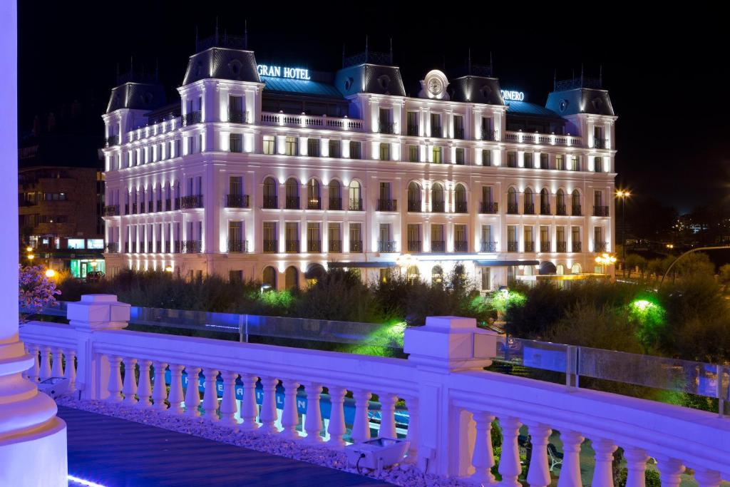 Gran Hotel Sardinero Santander Updated 2018 Prices