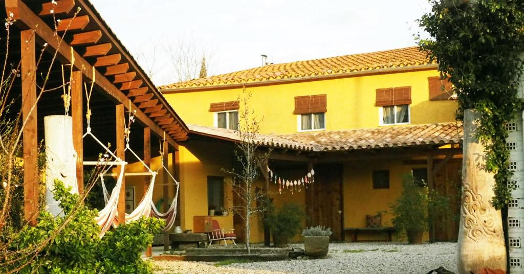 Casa de Férias Vell Can Gironès (Espanha Santa Llogaia del ...