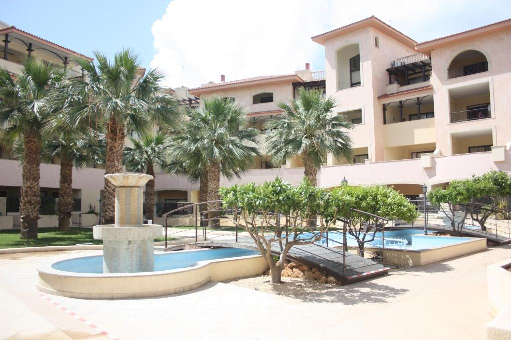 The swimming pool at or near Queens Gardens 2 bedrooms