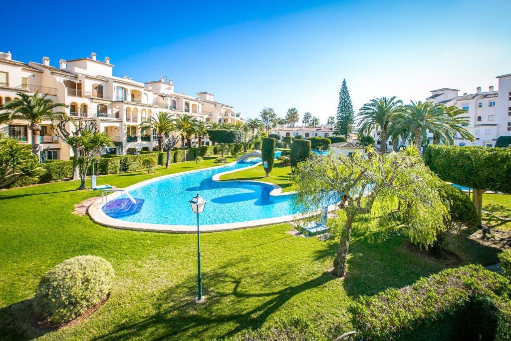 Javea Spain Map.Apartment Casa Mandala Javea Spain Booking Com