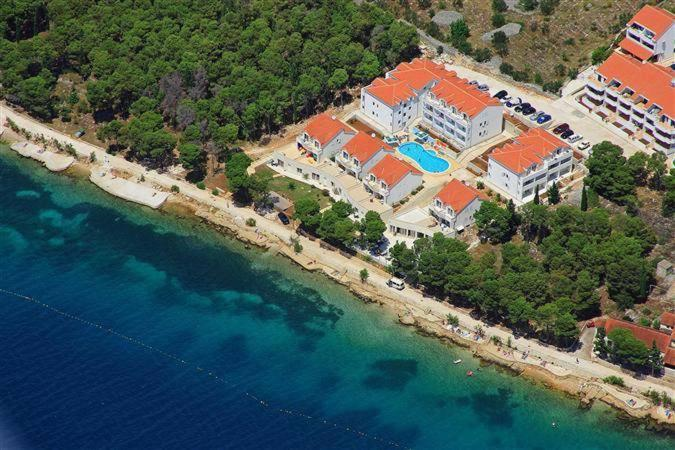 A bird's-eye view of Illyrian Resort