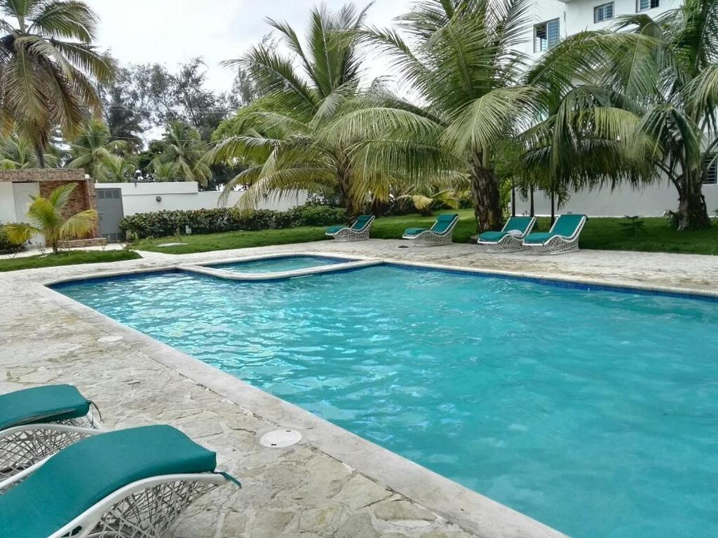 Apartments In Los Tres Brazos Santo Domingo Province