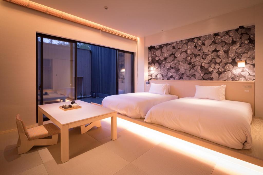 ポイント2.新しくて贅沢な客室