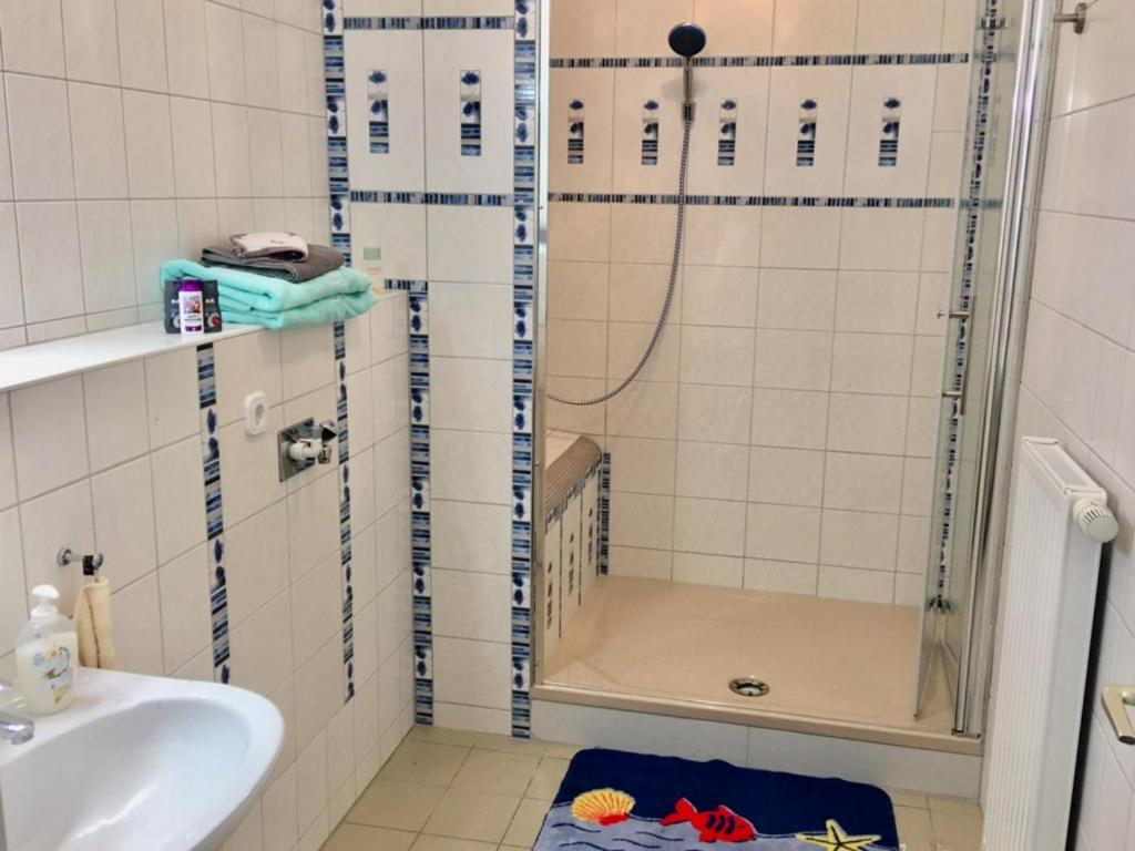 apartment ferienwohnung in zentraler lage, voll ausgestattet