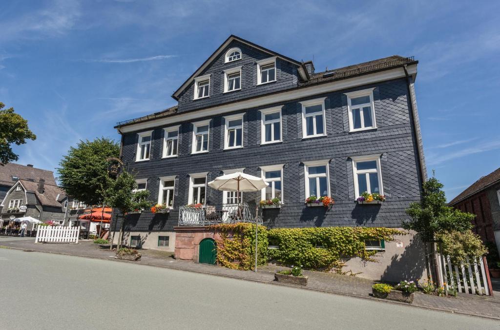 Hotel Alte Schule (Deutschland Bad Berleburg) - Booking.com