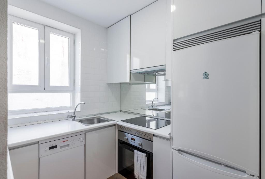 Apartment Lemonkey Ciudad Jardin Prosperidad Madrid Spain