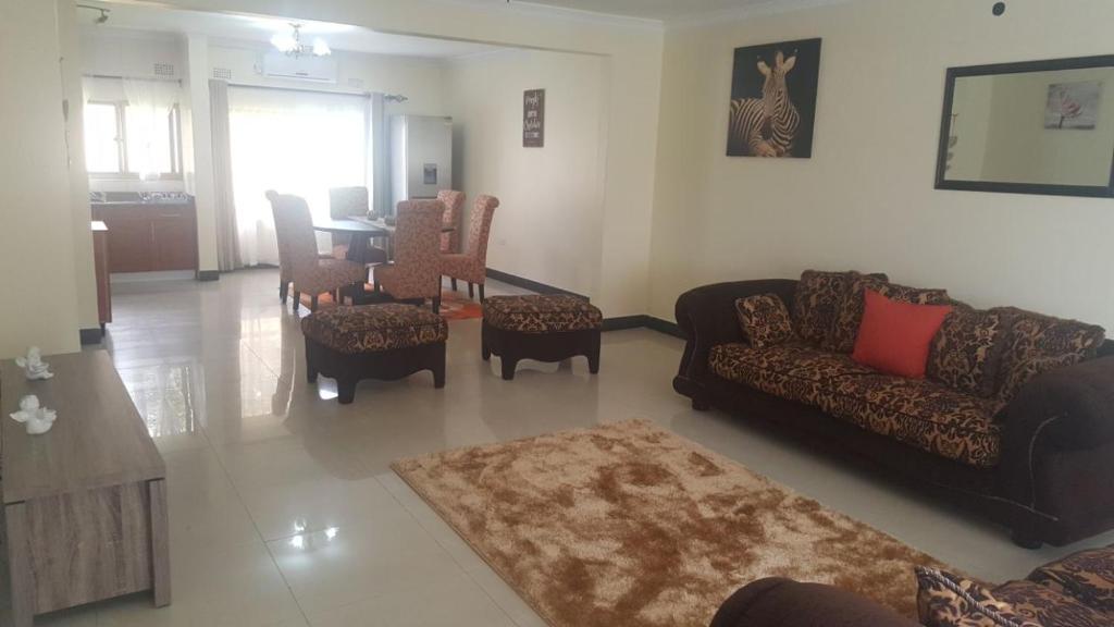 Nisha Serviced Apartment, Lusaka – opdaterede priser for 2018