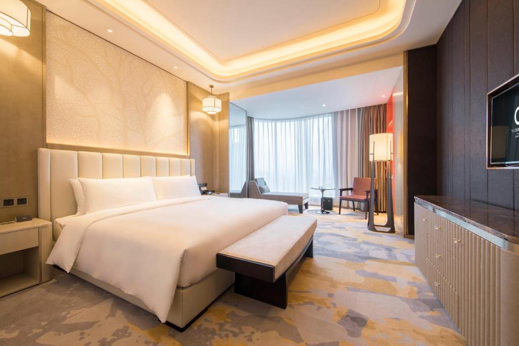 Vasca Da Bagno Qube : The qube hotel xiangyang xiangyang u2013 prezzi aggiornati per il 2018