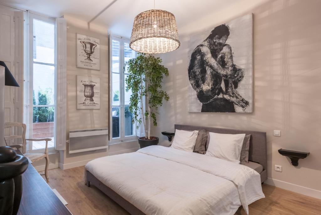 Le Patio Appartement Luxe Centre Ville Marseille France Booking Com