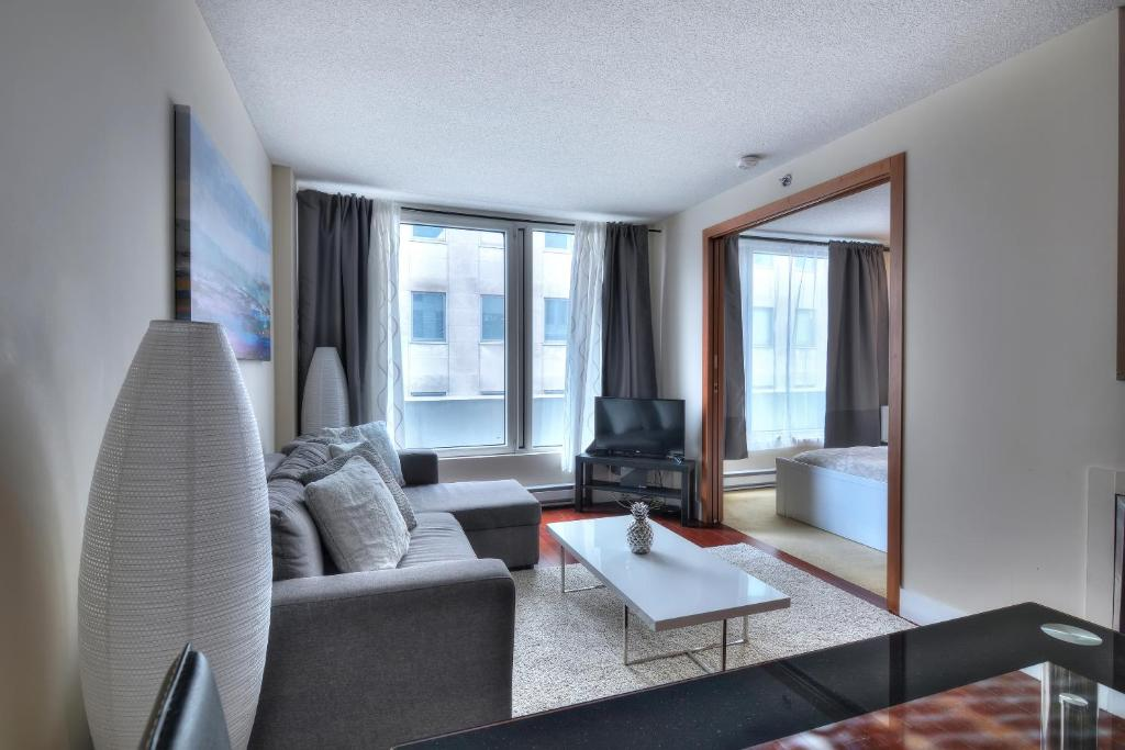 1 bedroom-condo palais des congrès 5, montréal, canada - booking
