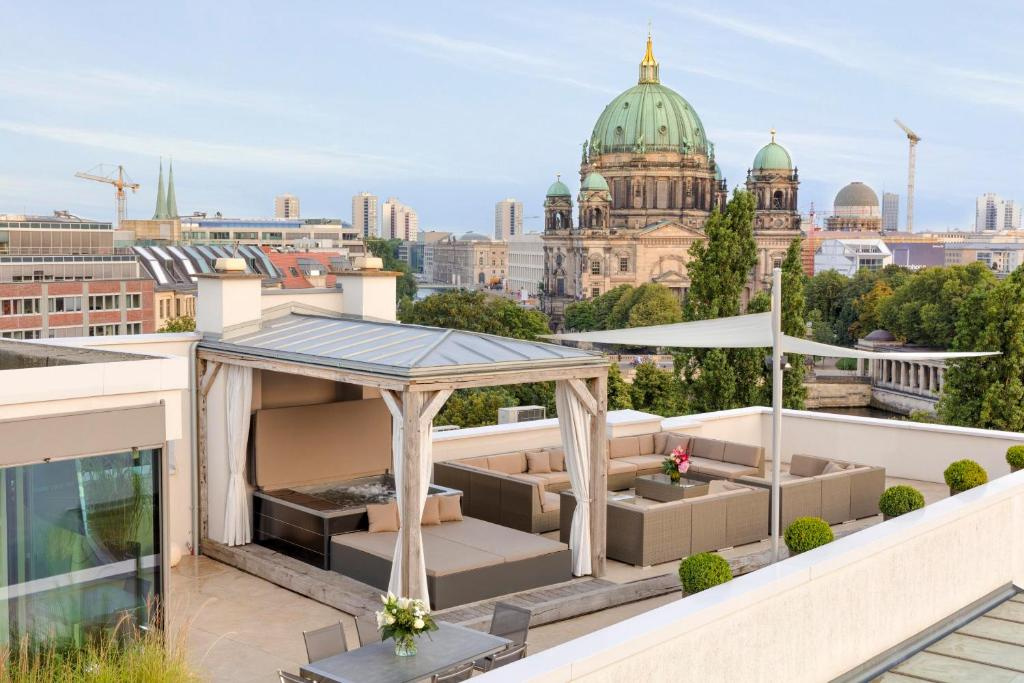Penthouse Berlin apartment suite 030 luxury wellness penthouse berlin germany