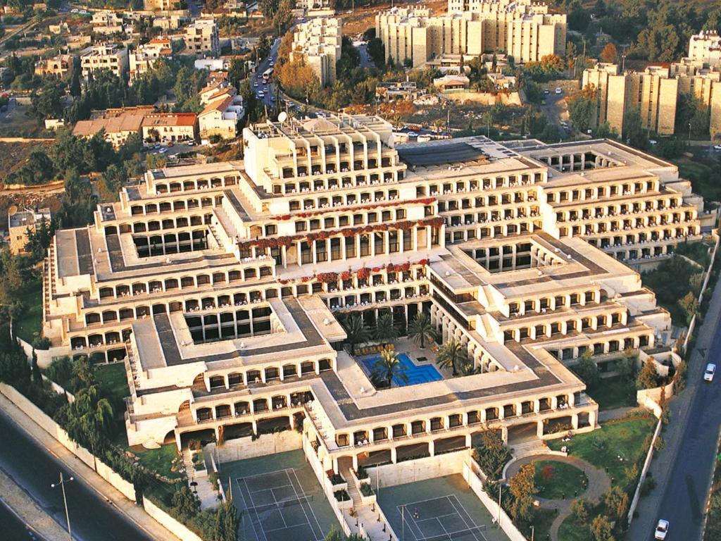 Dan jerusalem hotel israel for Ideal hotel design booking