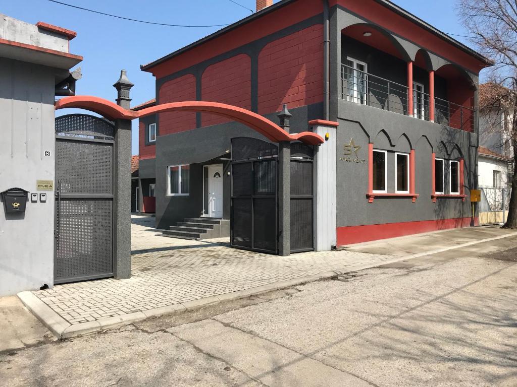 Five Apartments, Inđija, Serbia - Booking com