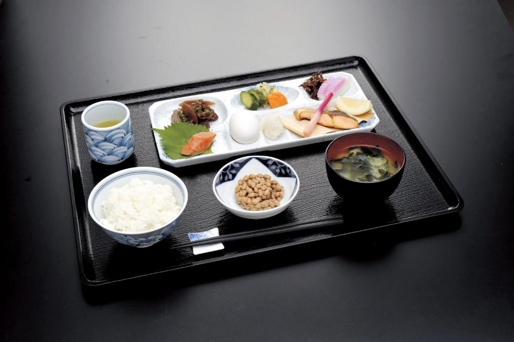 ポイント3.絶品!和食と洋食から選べる朝食