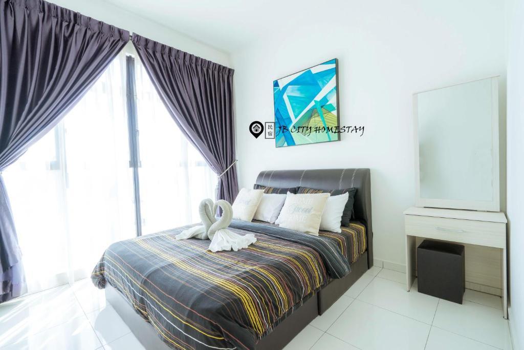 Sky Loft Bukit Indah Homestay, Johor Bahru, Malaysia - Booking com