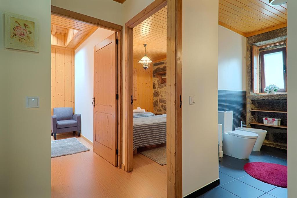 Ferienhaus Casa da Macheta (Portugal Castro Laboreiro) - Booking.com