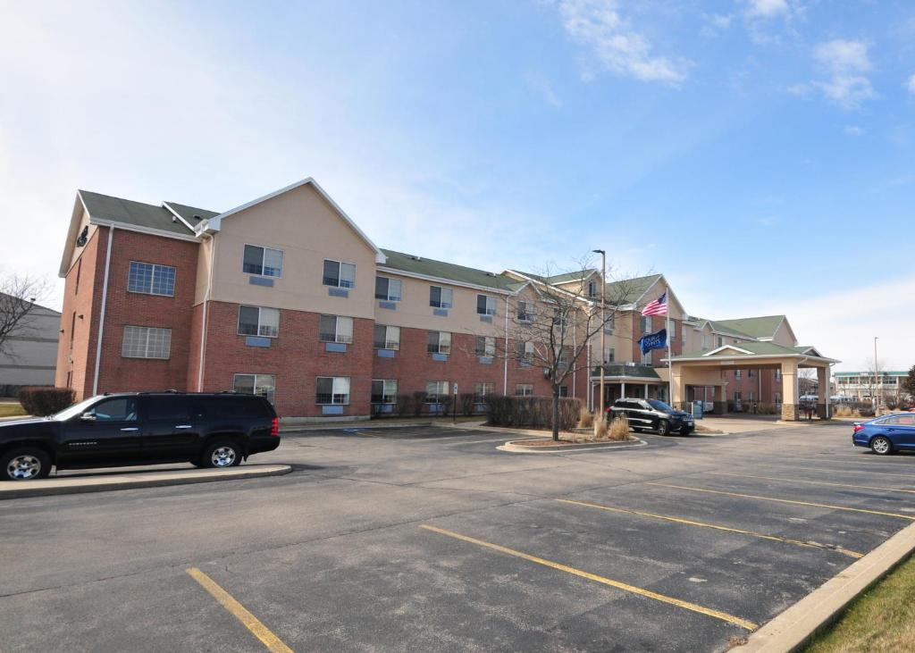 Hotel Four Points Chicago O Hare Mount Prospect Il Booking Com