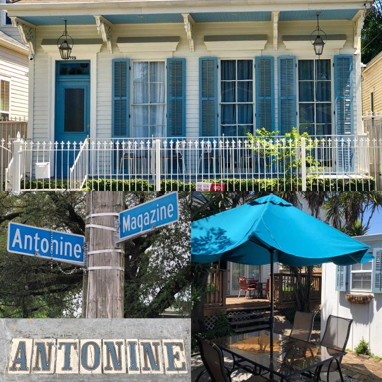 Apartments In New Orleans East: Studio Apartment Antonine, New Orleans, LA