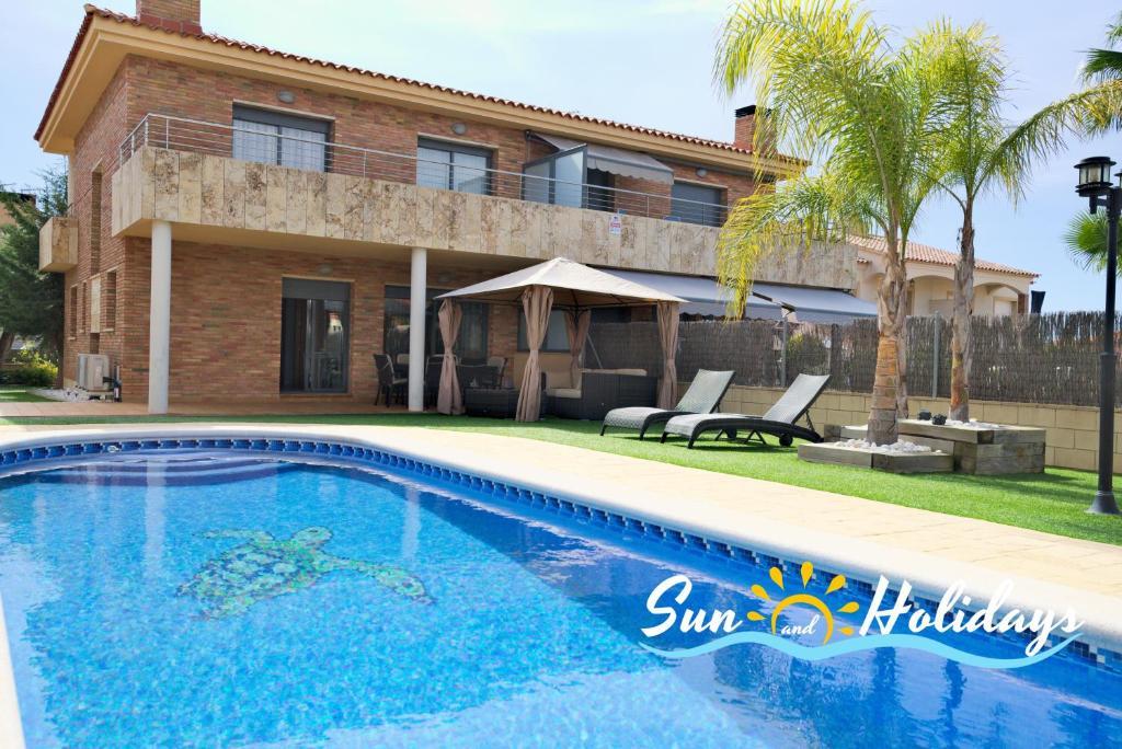 Villa Nuria R161 Roda De Bara Spain Booking Com