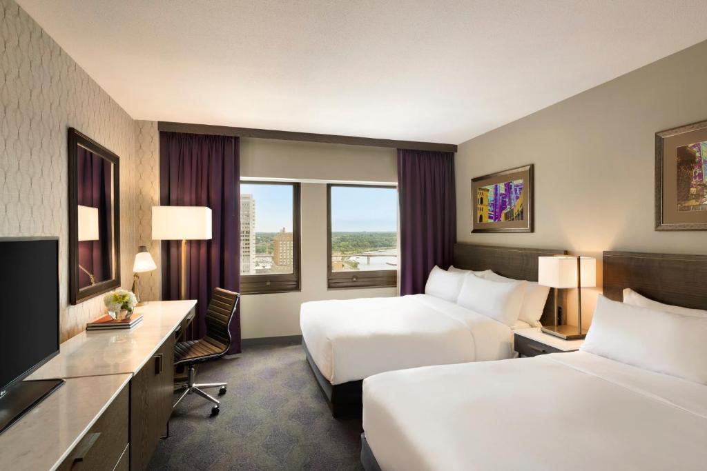Hotel Intercontinental St Paul Riverfron Saint Paul Mn Booking