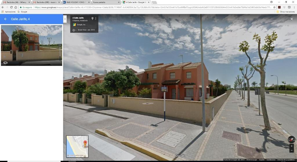 Chipiona Spain Map.B B Holiday Home 1 Torrelaguna Chipiona Spain Booking Com