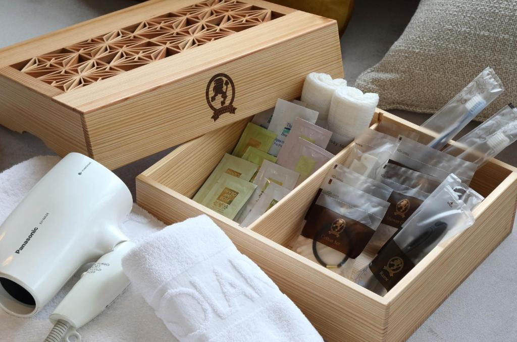 ポイント3.九州の伝統が部屋に居ながら楽しめる!豪華な客室