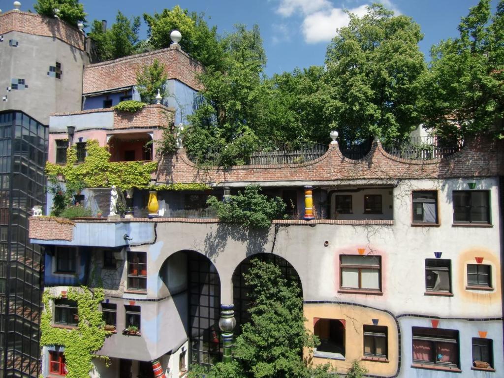 Ferienwohnung Gegenüber Hundertwasserhaus (Österreich Wien ...