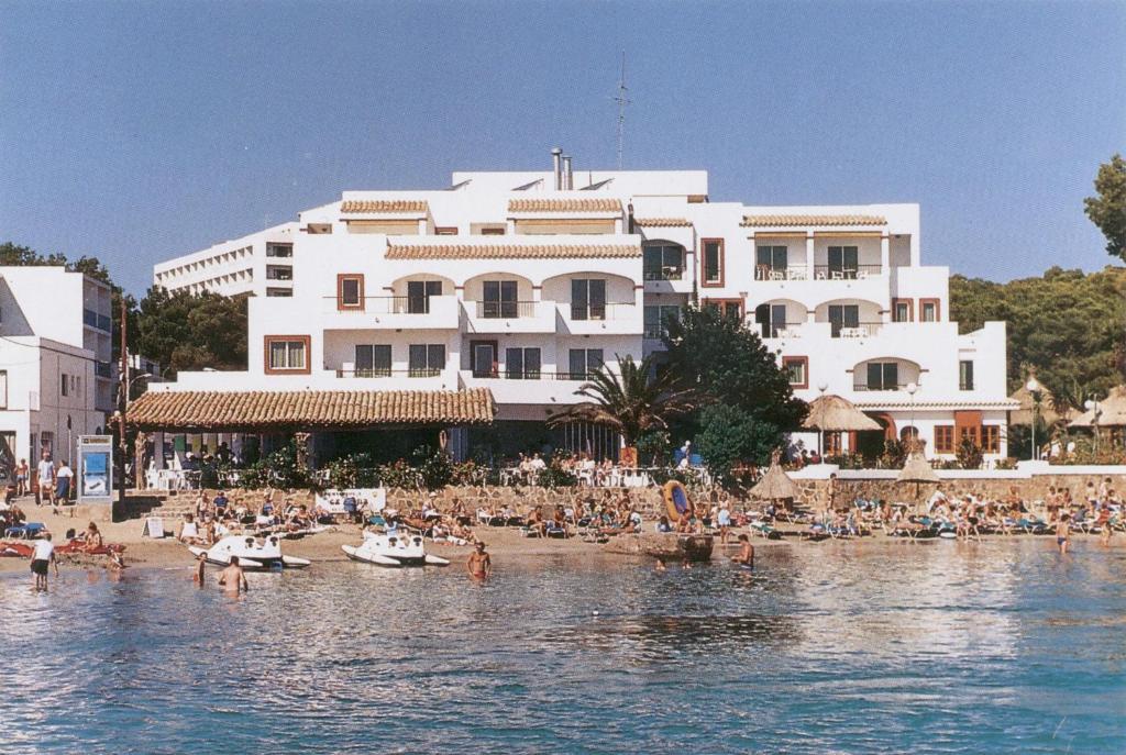 Apartments In Playa Es Figueral Ibiza