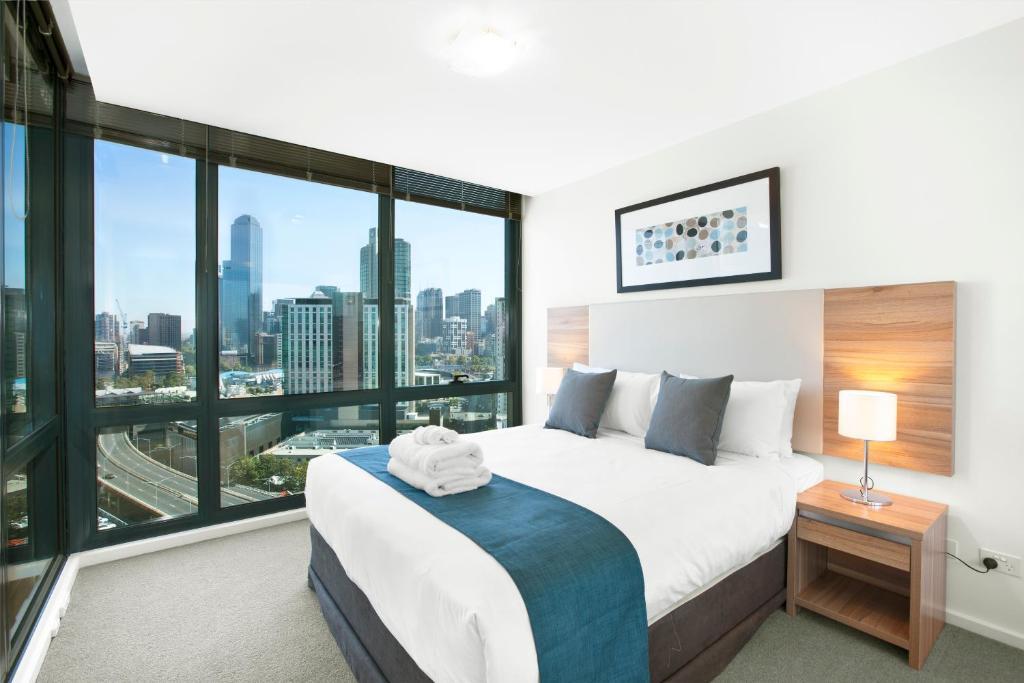 Condo Hotel Short Stay Apts Mp Deluxe Melbourne Australia