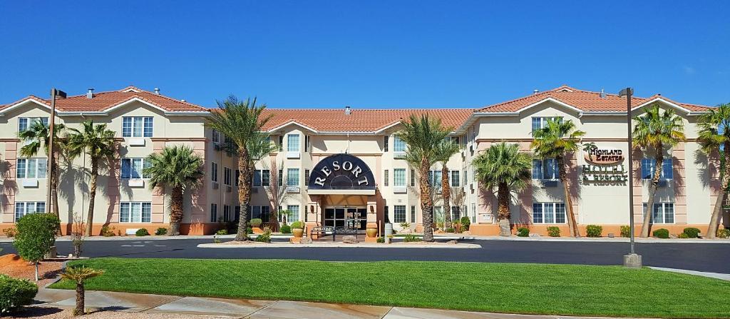 Nearby hotel : Highland Estates Resort Hotel