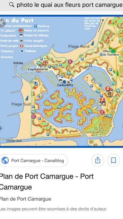 Camargue Karte.Ferienwohnung Port Camargue Frankreich Le Grau Du Roi Booking Com