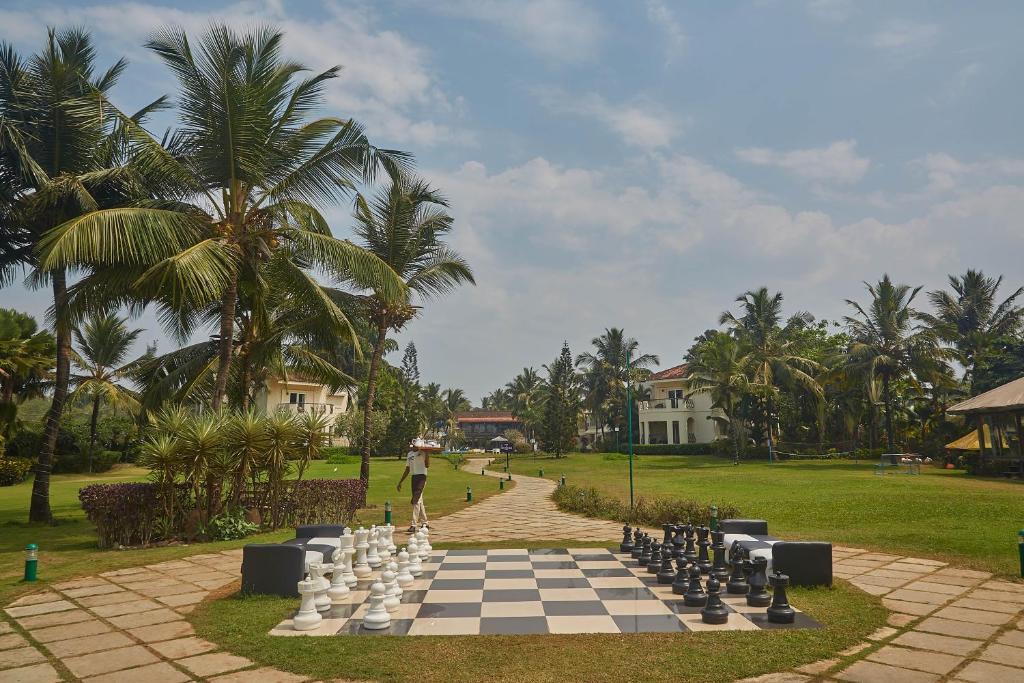Royal Orchid Resort Goa Utorda India Booking Com