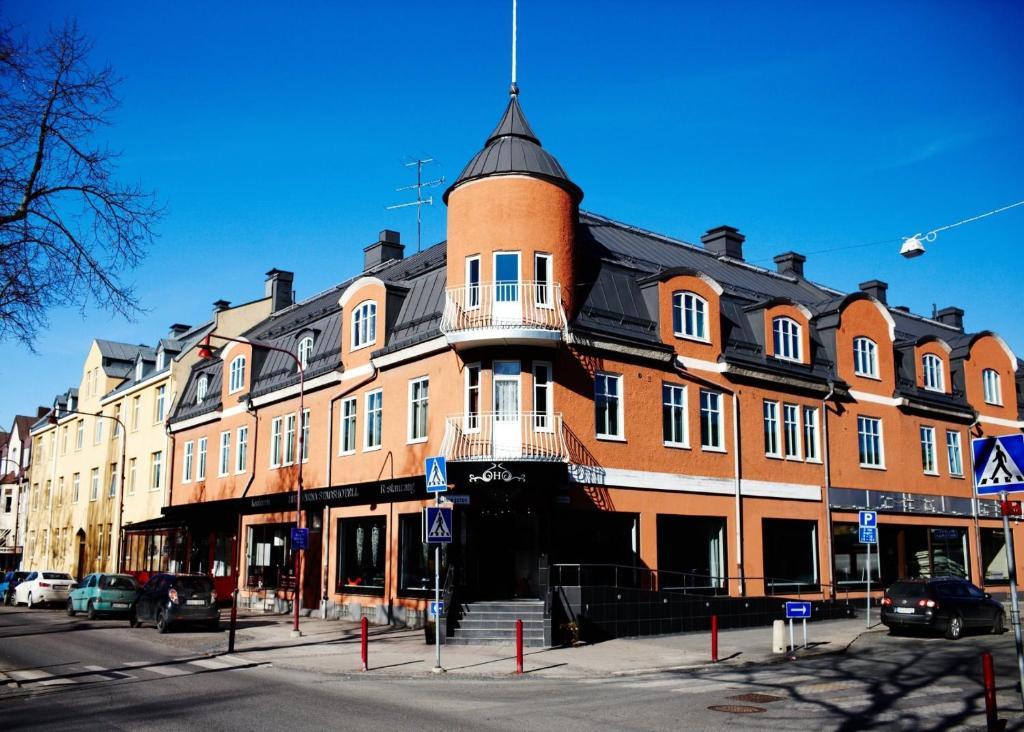 prisvärt hotell i stockholm