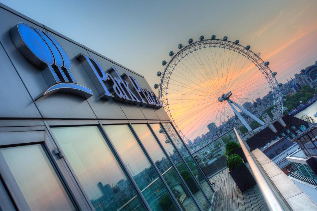 Park Plaza County Hall Hotel London Booking