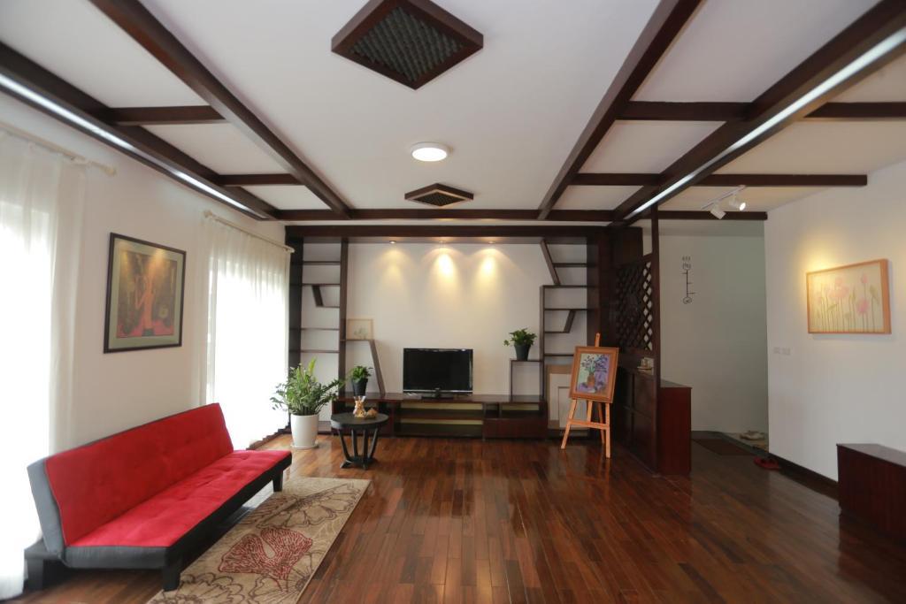 Apartment West Lake Peach Garden Unit 811 Hanoi Vietnam