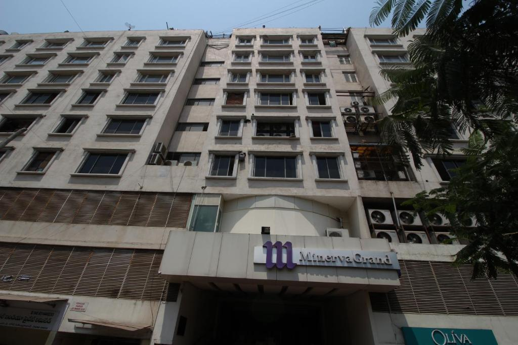 Hotel Minerva Grand Secunderabad, Hyderabad, India - Booking com