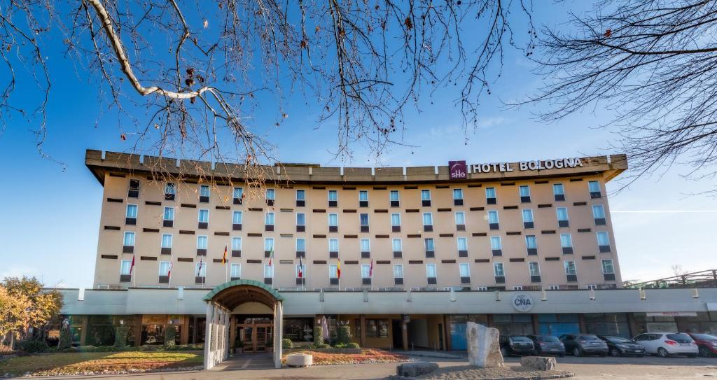 shg hotel bologna italien zola predosa