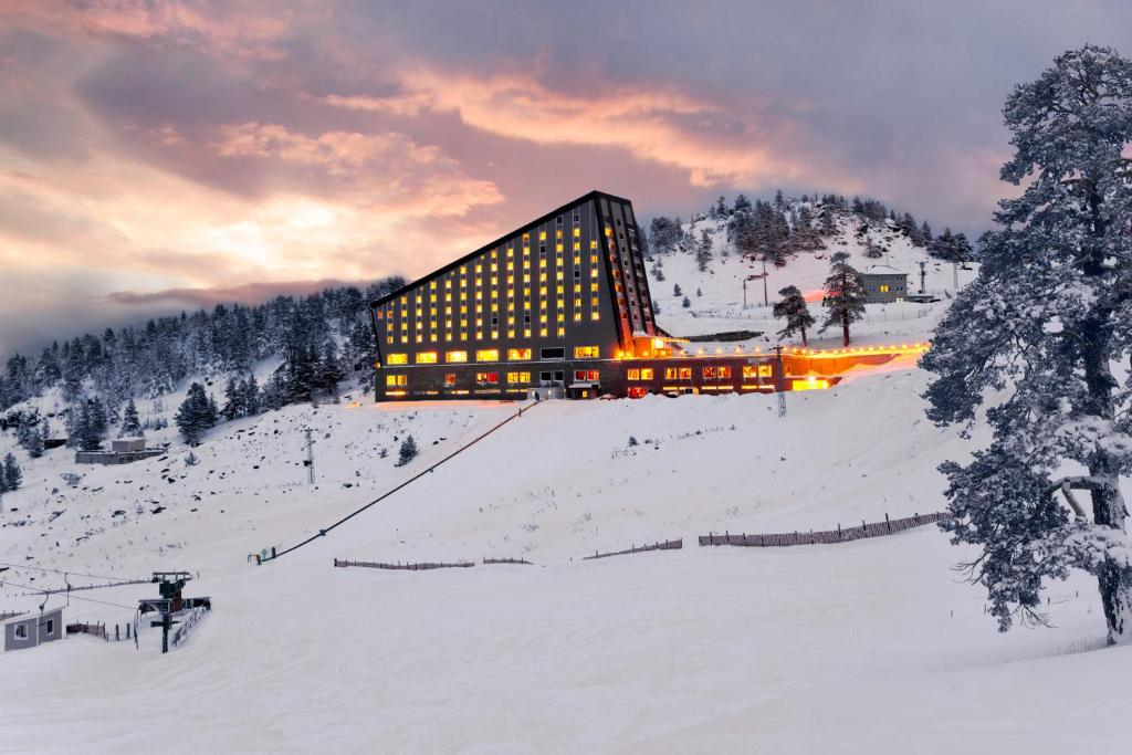 Kaya Palazzo Ski Resort Kartalkaya Turkey Booking Com