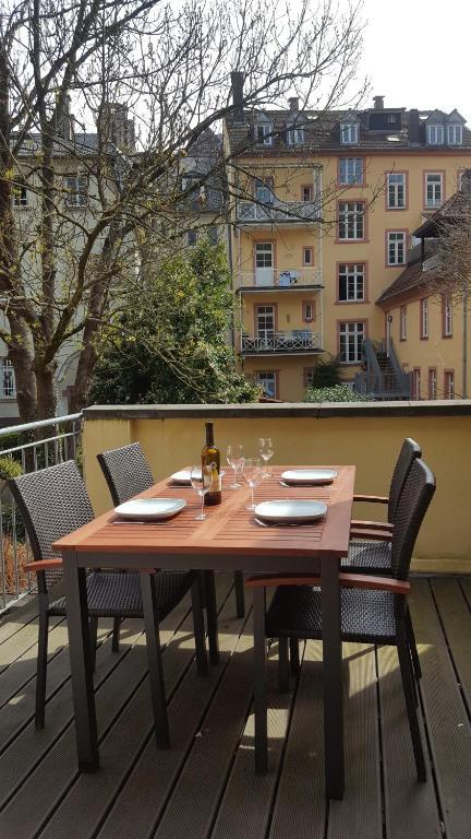 River cafe heidelberg germany