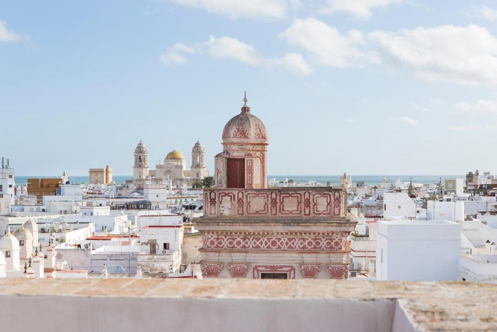 boutique hotels cadiz provinz  93