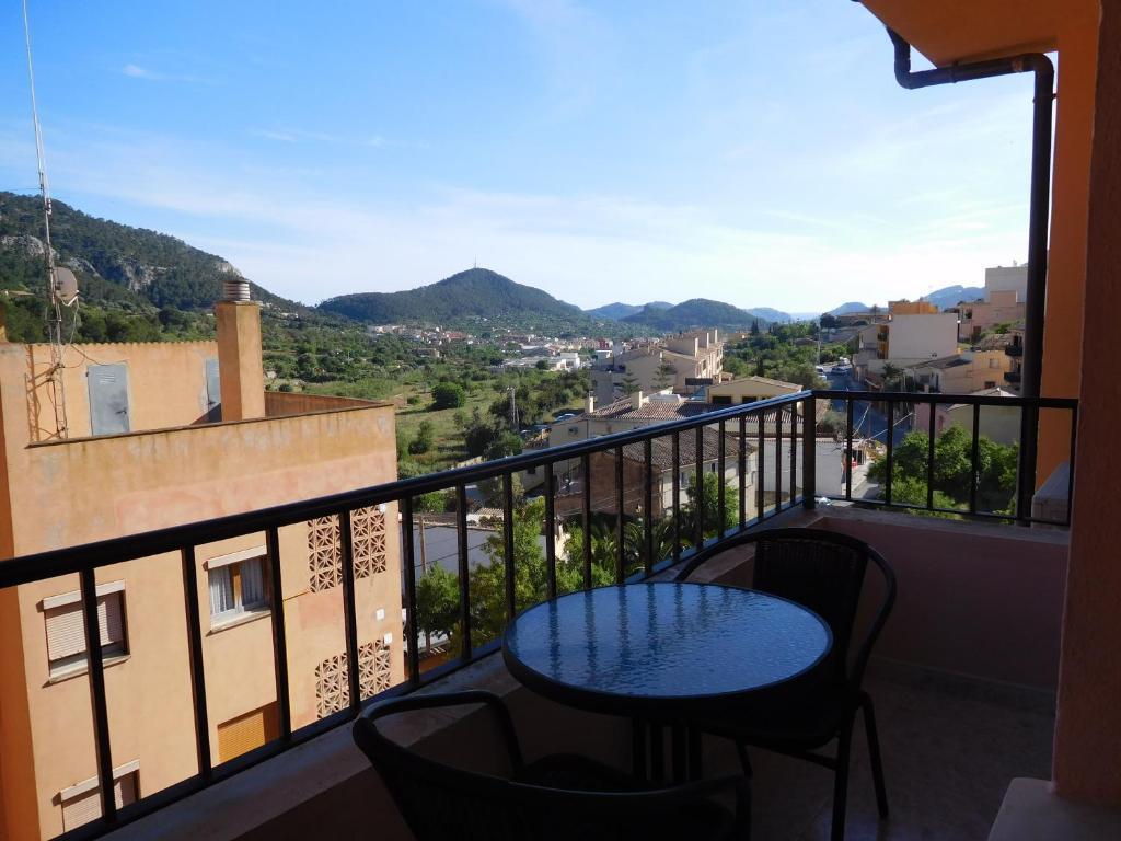Apartments In Es Capdella Majorca