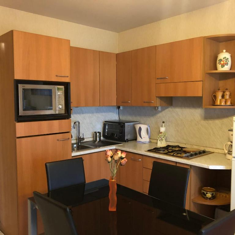 Apartment Le Vina Del Mar Bloc B, Menton, France